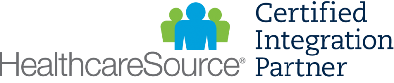 Logo for HealthcareSource.